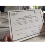Remise des Diplômes Certification Expertise en Protection Sociale à la Réunion